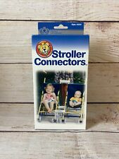 Prince Lionheart Set of 3 Stroller Connectors - Made In USA (6550)