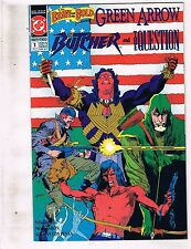 Lot of 3 The Brave and the Bold DC Comic Books #1 2 6 BH53