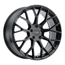 """19"""" Petrol P2B Gloss Black Mesh Wheels Ford Focus ST RS Volvo 5x108  SET OF 4"""