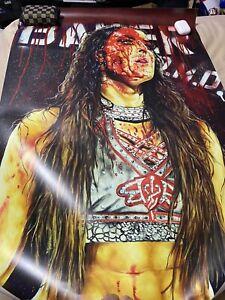 Britt Baker Dorsey Art x AEW Print Exclusive #95/300