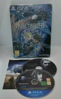 Final Fantasy XV Deluxe Edition for Sony PlayStation 4 PS4 PAL TESTED