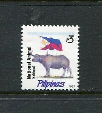 Philippines 2463B, MNH. 1997 February 26  Philippine Flag with National Symbols