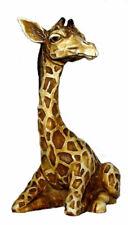 Harmony Kingdom Art Neil Eyre Designs sitting Giraffe