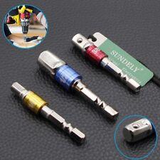 """1/4"""" 3/8"""" 1/2"""" Socket Adaptor Set for Impact Drivers Dewalt Makita Ryobi"""