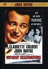 John Wayne NR Rated Full Screen DVDs & Blu-ray Discs