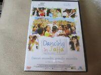 "DVD ""DANCING IN JAFFA"" Pierre DULAINE / de Hilla MEDALIA"