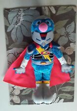 "Sesame Street Super Flying Grover 2.0 Talking Plush 15"" Hasbro 39995 EUC TESTED"