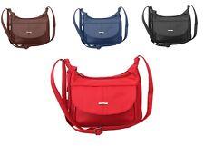 New Ladies Womens Girls Designer Soft PU Leather Handbag Shoulder Bag - 90877