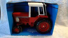 1976 Ertl 1:16 scale Farm Country International 1586 Tractor w/cab Blue Box