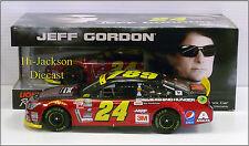 JEFF GORDON 2015 #24 AARP RIDE WITH JEFF IRON MAN NASCAR DIECAST RACE CAR 1/24