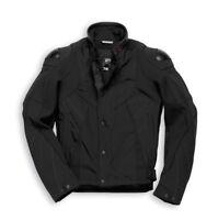 DUCATI Dainese DIAVEL Tech Tex Jacke Jacket Textiljacke schwarz NEU %%% SALE
