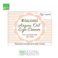 Nacomi Natural Argan Oil Eye Cream with Grape Seed Oil 15ml