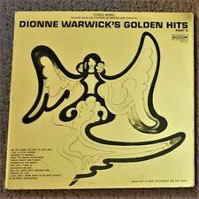 Dionne Warwick - Golden Hits Part 2: Scepter 1970 Vinyl LP Album Compilation