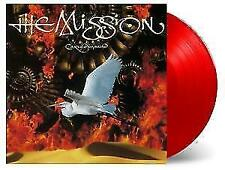 Carved In Sand (LTD Red Vinyl) von The Mission (2017)