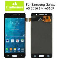 Für Samsung Galaxy A5 2016 A510 LCD Display Touch Screen Bildschirm Schwarz ARDE