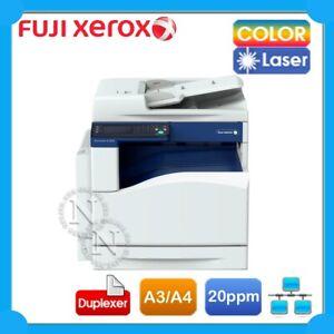 Fuji Xerox DocuCentre SC2020 A3 3in1 Colour Laser Printer+BONUS:FREE Table Stand