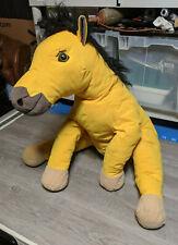 "Vintage Dreamworks Spirit Stallion Of The Cimmaron Large 24"" Plush Horse 2002"