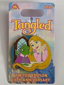 Disney Parks 2020 Tangled Rapunzel Pascal LE Disney Pin (B)
