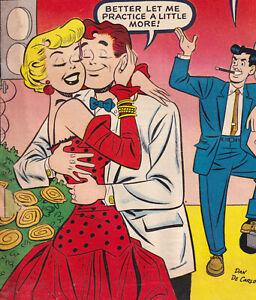 MILLIE THE MODEL 64 (1955 Atlas) Dan DeCarlo c/a. Chili S; Paper Dolls; GOOD-