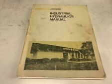 Vickers Industrial Hydraulics Manual, Sperry Rand, 935100-A, 1st Edition, 1970