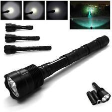3x T6 Bright 6000Lumen Stablampe Cree XM-L LED Flashlight Torch Taschenlampen