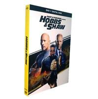 Fast And Furious Presents HOBBS & SHAW DVD New & Sealed **US Seller**