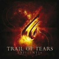 TRAIL OF TEARS 'EXISTENTIA' CD GOTHIC METAL NEU