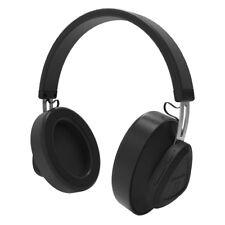 Bluedio TM Bluetooth 5.0 Headphones Wireless Voice Control Stereo Headset Black