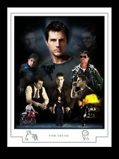 Tom Cruise Action Film Posters