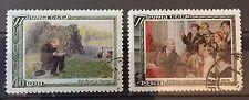 Russland Sowjetunion 1544-1545 gestempelt - Michel - Briefmarken