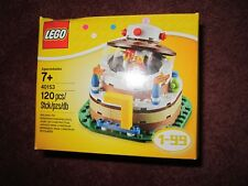LEGO BIRTHDAY CAKE 40153 SEE PHOTOS - NEW/BOXED/SEALED