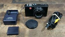 Leica D-LUX 3 10.0MP Digital Camera (Black) Pre-owned Free Shipping