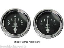 IH Farmall Cub Ampere  Gauge / Ammeter 100, 200, 300 (3 pc)