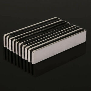 10X N48 Super Strong Block Rare Earth Neodymium Rectangle Magnet