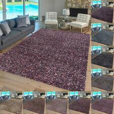 Thick Large Shaggy Rugs Non Slip Hallway Runner Rug Living Room Carpet Deep Pile