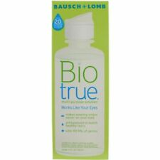 Bausch + Lomb Biotrue Contact Lens Solution 4 Soft Contact Lenses Multi-Purpose