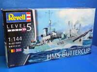 Revell 1/144 05158 Flower Class Corvette HMS BUTTERCUP - Model Kit