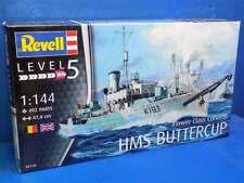 Revell 1/144 05158 Flower Class Corvette HMS BUTTERCUP - Model Kit