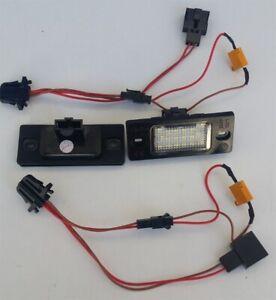 LED de la plaque d'immatriculation pour Porsche Cayenne 955 9PA à 05/2010