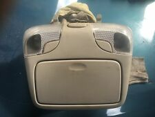 HOLDEN COMMODORE VY VZ ROOF SUNGLASS HOLDER COURTESY LIGHTS