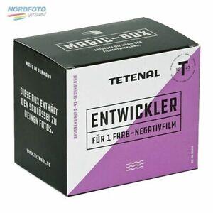 TETENAL Magic-Box C-41 Entwickler-Kit für 1 Farb Negativfilm