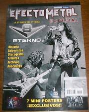V8 Special Rare History Book with 7 Colour Posters - Heavy Metal Argentina