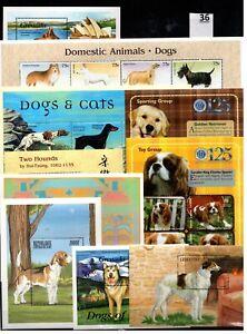 BD 20 S/S - MNH - MIX - PETS - DOGS - ANIMALS - WHOLESALE