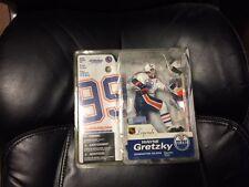 McFarlane NHL Legends 2 WAYNE GRETZKY EDMONTON OILERS Figurine Figure