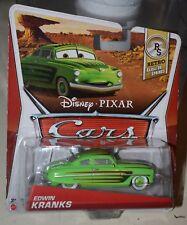 Disney Pixar Cars EDWIN KRANKS Retro Radiator Springs 7/8 NEW
