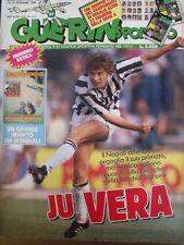 GUERIN SPORTIVO=N°37 1989=CALCIOMONDO BRASILE