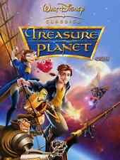 Trailer Bande annonce cinéma 35mm 2002 PLANETE AU TRESOR Walt Disney animation