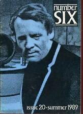 REVUE NUMBER SIX ( LE PRISONNIER). N°20. 1989. EN ANGLAIS.