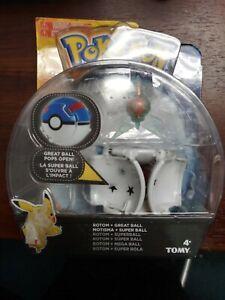 Pokemon Rockruff And Ultra Ball NIB