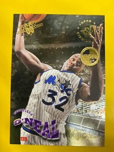 D50375  1994-95 Stadium Club Super Skills Members Only #22 Shaquille O'Neal